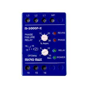 رله کنترل فاز 3000 پی میکرومکس
