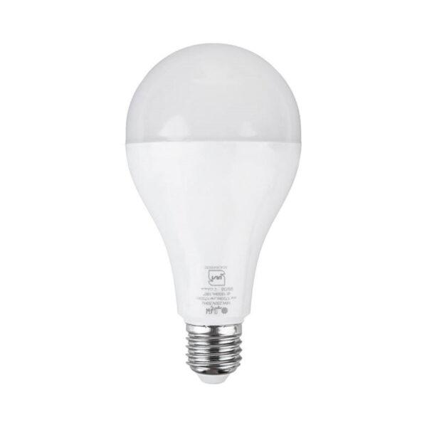 لامپ 18 وات پایه ای 27 افراتاب