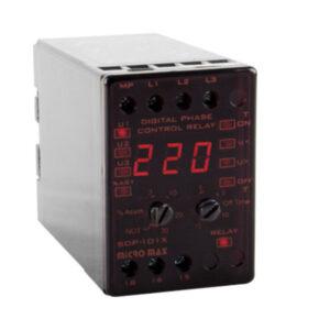 رله کنترل فاز سوپر دیجیتال میکرومکس