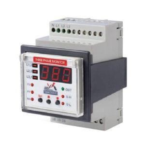 رله کنترل فاز دیجیتال برنا الکترونیک